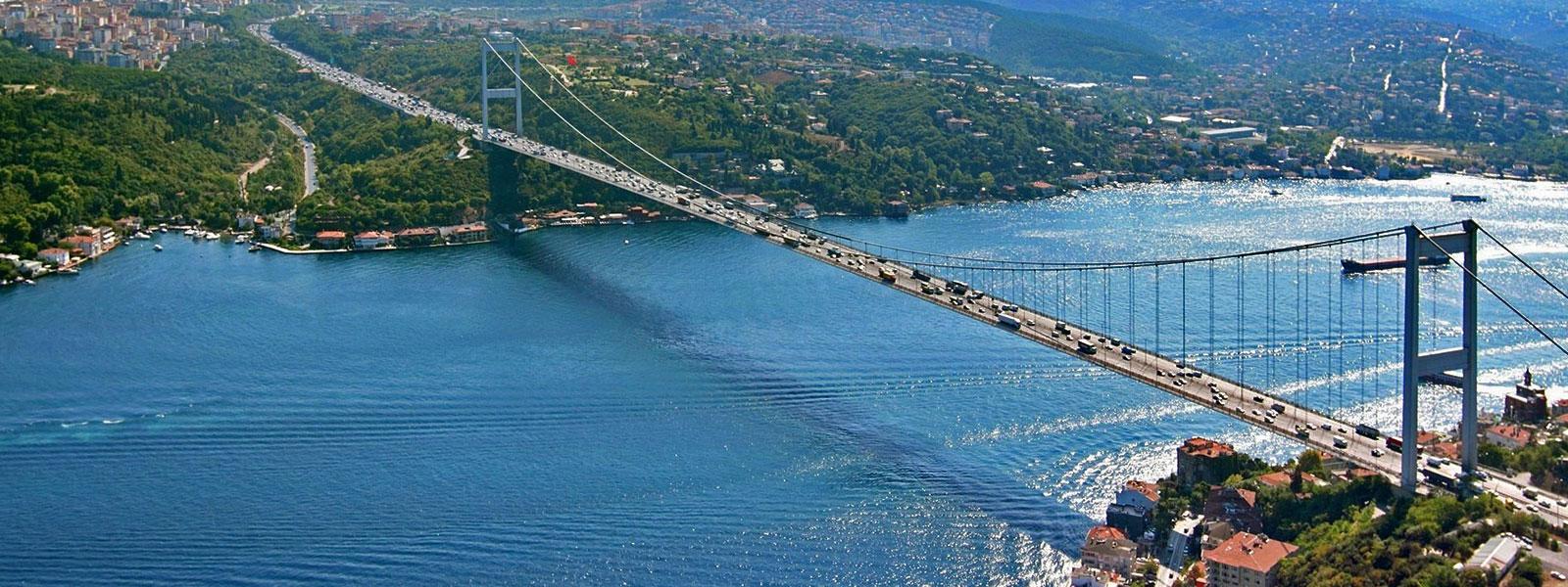 Bosphorus Istanbul Turkey