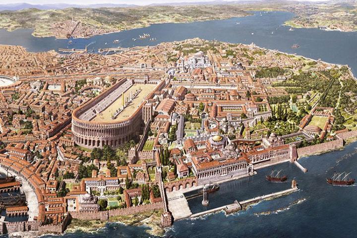 byzantium-istanbul