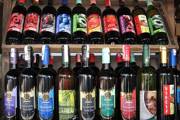 Sirince Wines