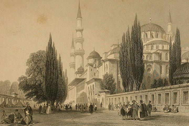 suleymaniye-mosque-old-photo