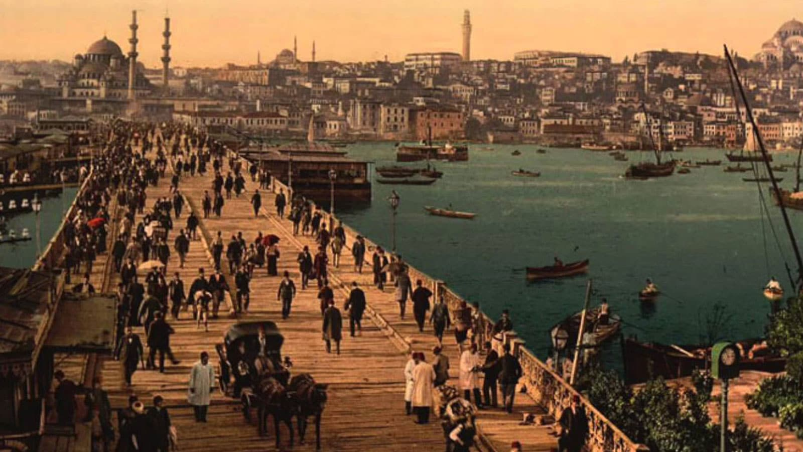The History of Istanbul