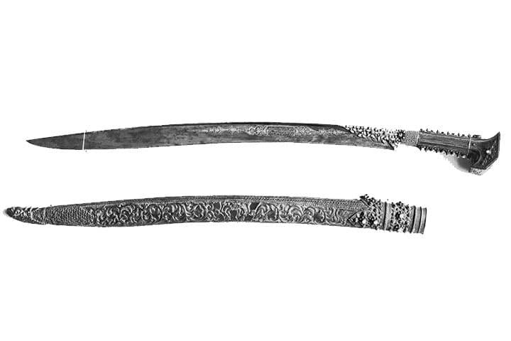 yatagan-swords