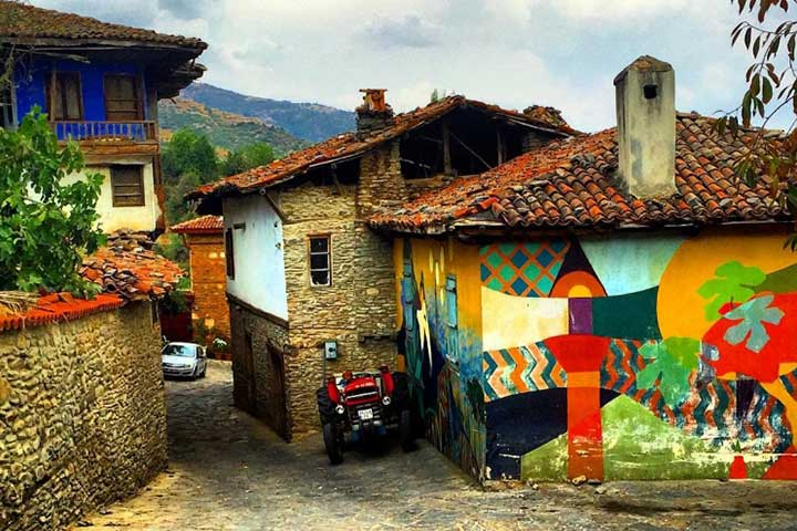 Birgi Colorful House Heritage