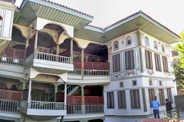 Cakiraga Konak (Mansion) Birgi