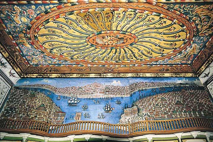Izmir Birgi Byzantine Period