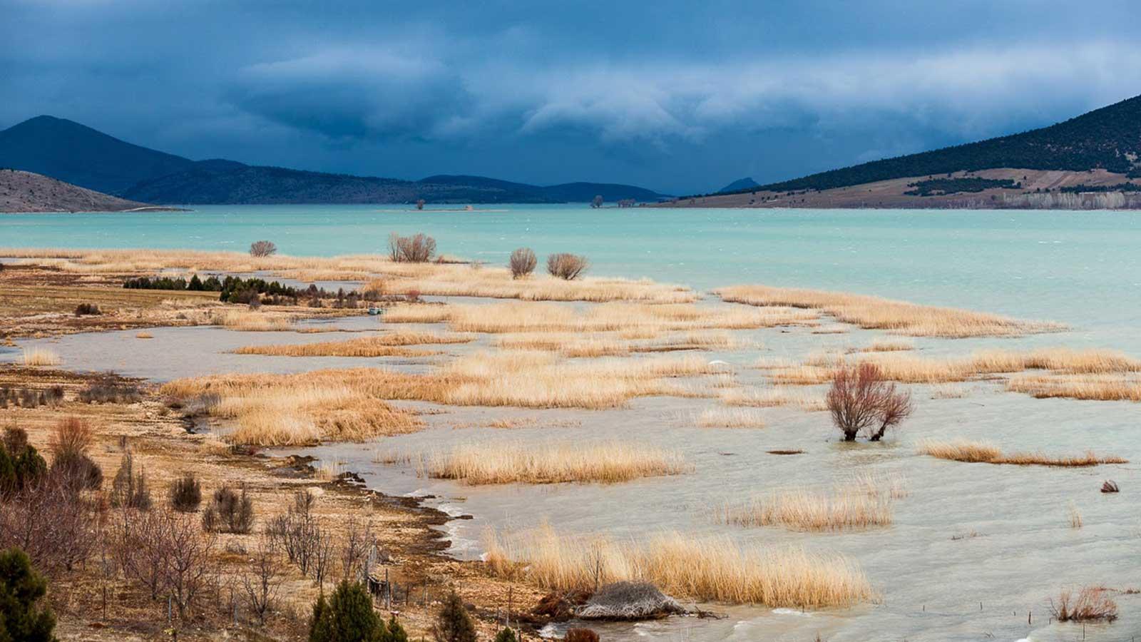 Lake Beysehir National Park Turkey