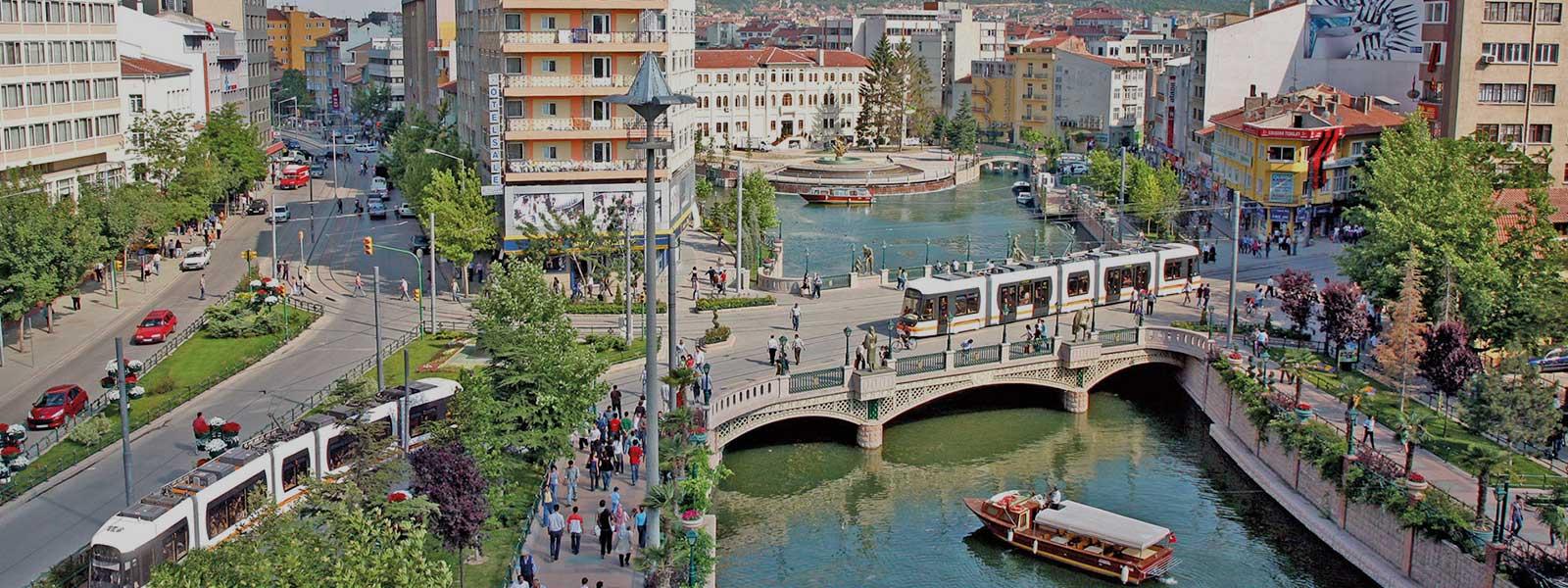 Eskisehir City Turkey