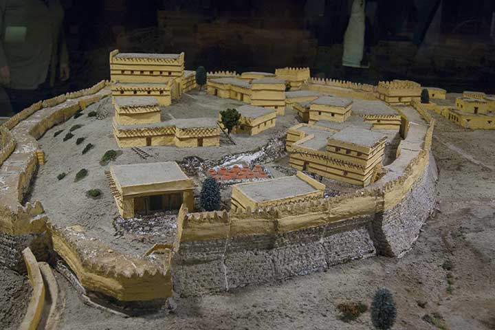 Troy City Miniature Canakkale Turkey