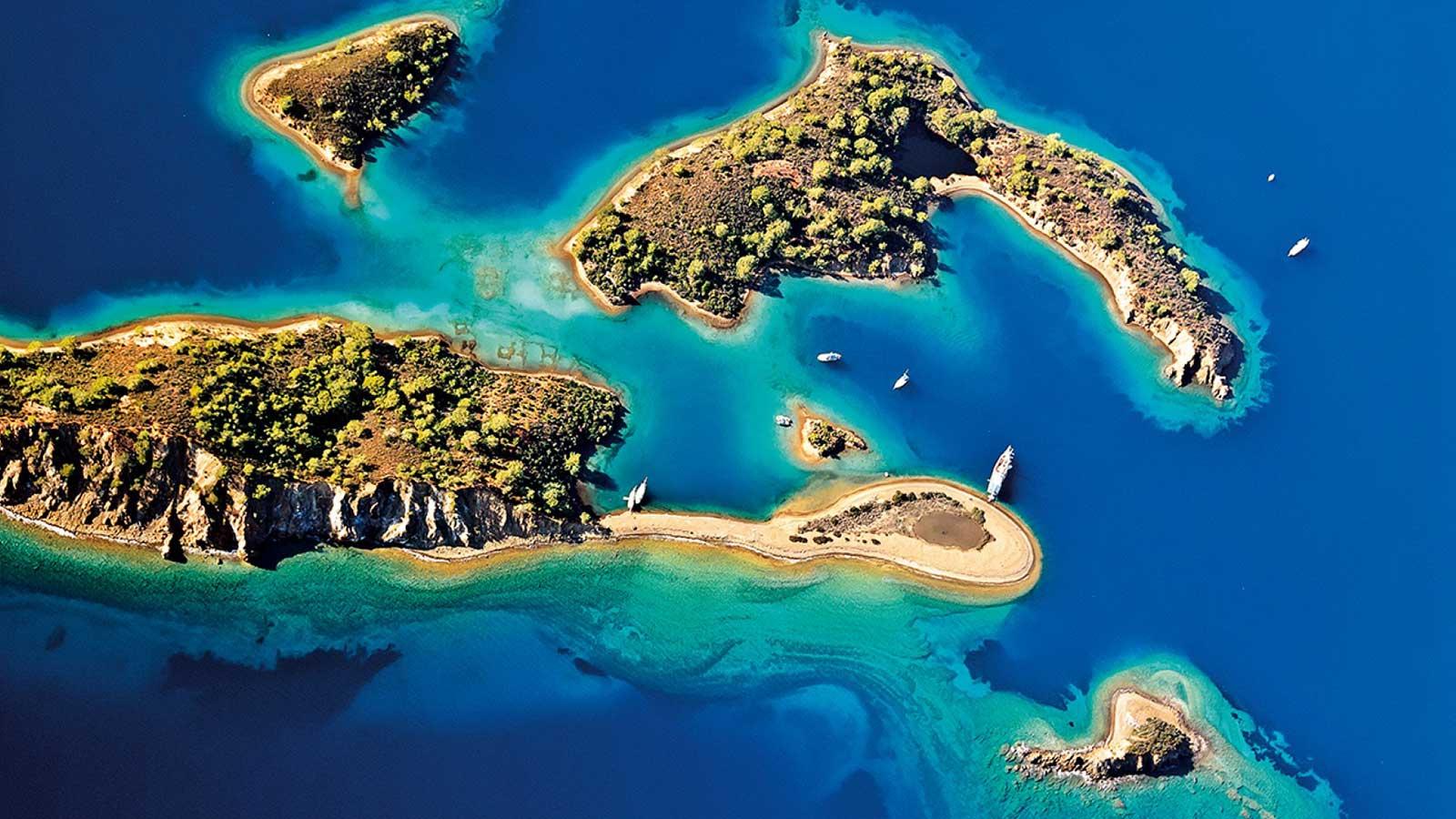 Gocek Gulf Fethiye