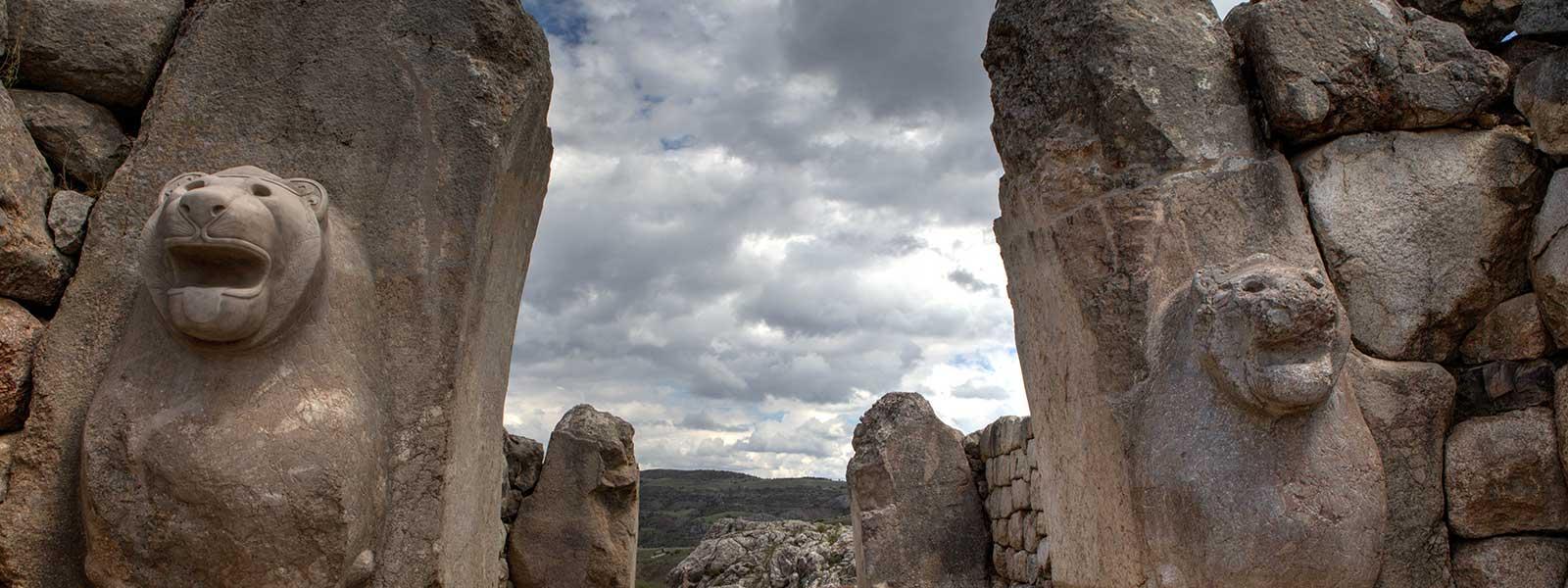 Hattusa, The Capital of Hittites in Bogazkoy, Corum