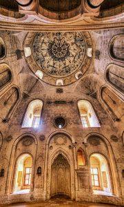 Ishak Pasha Dome Interior