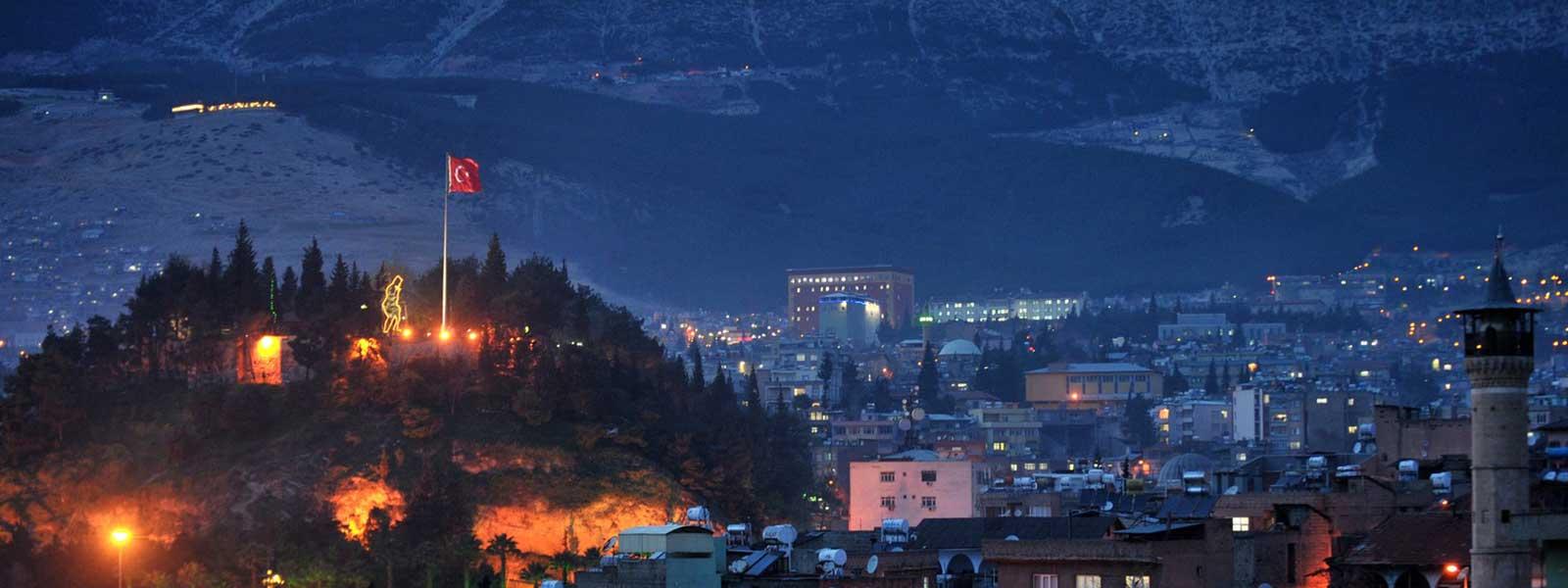 Kahramanmaras Turkey