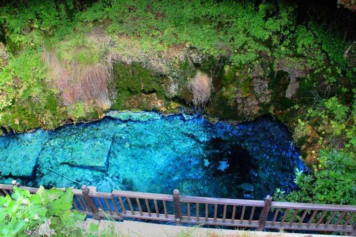 Kaklik Caves Turkey