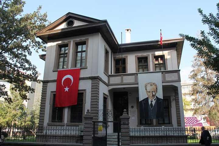 Konya Ataturk Museum