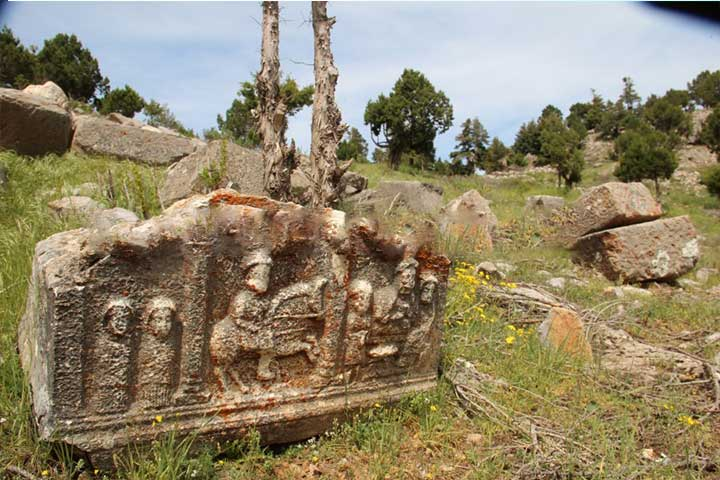 Konya Hadim Bolat Area Astra Archaic City