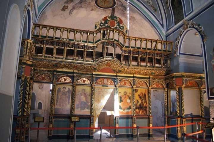 Konya Sille Aya - Elena Church