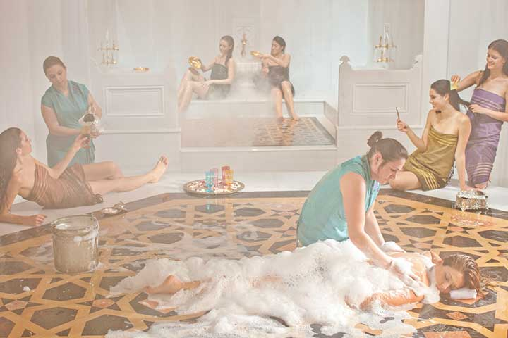 Turkish Bath Hamam for Women