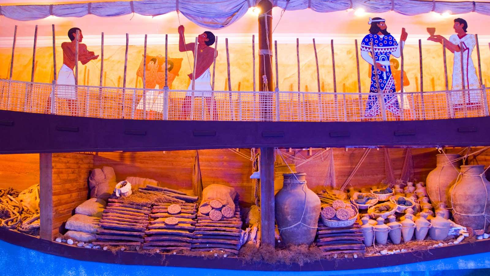 Bodrum Underwater Archaeology Museum