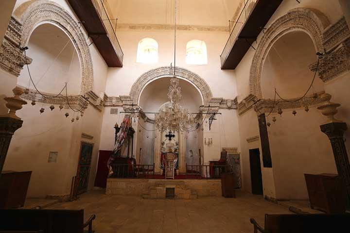 Mardin Deyrulzafaran Monastery Church