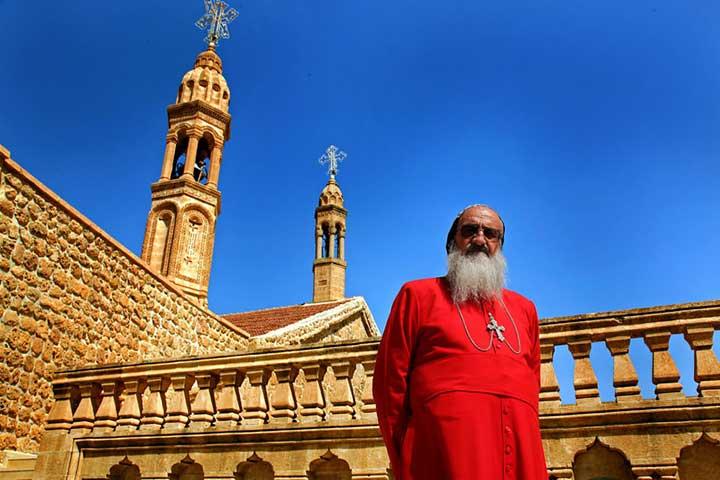 Mardin Mor Gabriel Monastery