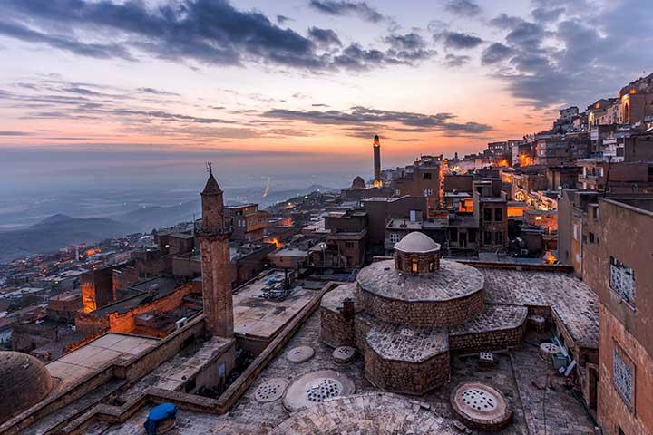 Mardin Night View