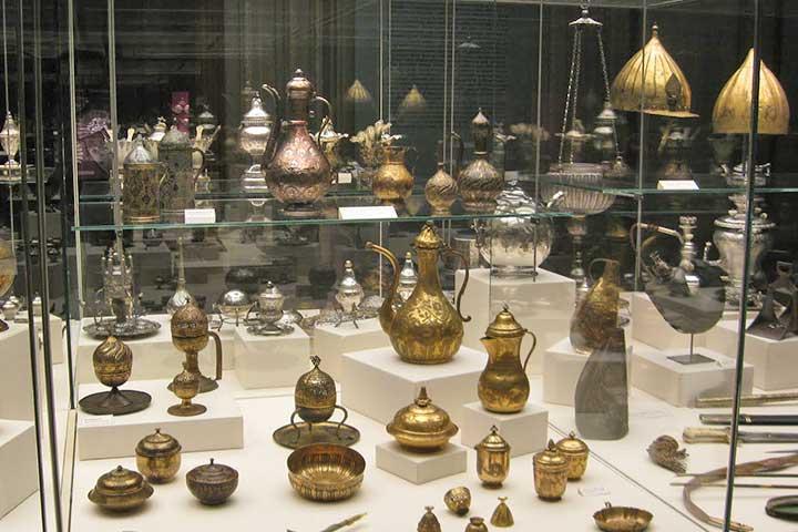 Sadberk Hanim Museum Artifacts
