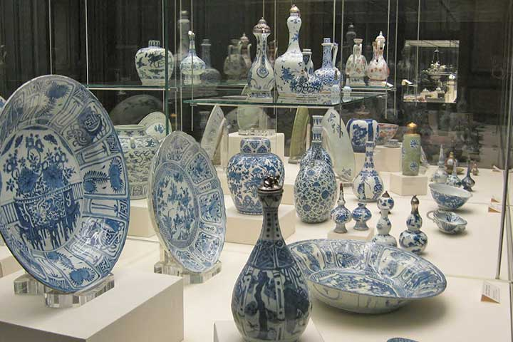 Sadberk Hanim Museum Ceramics & Tiles