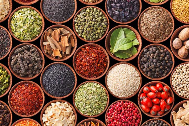 Silk Road Spices