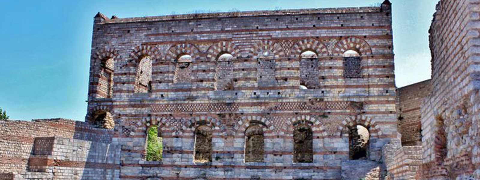 Tekfur Sarayi (Palace of the Porphyrogenitus)
