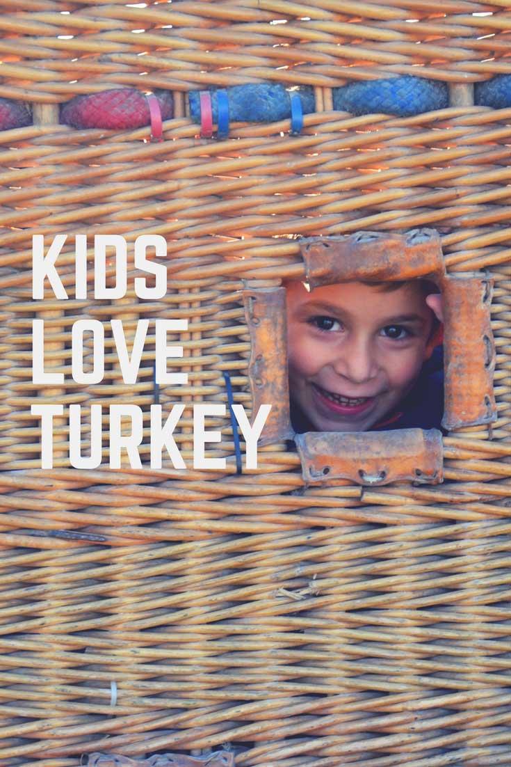 Kids Love Turkey