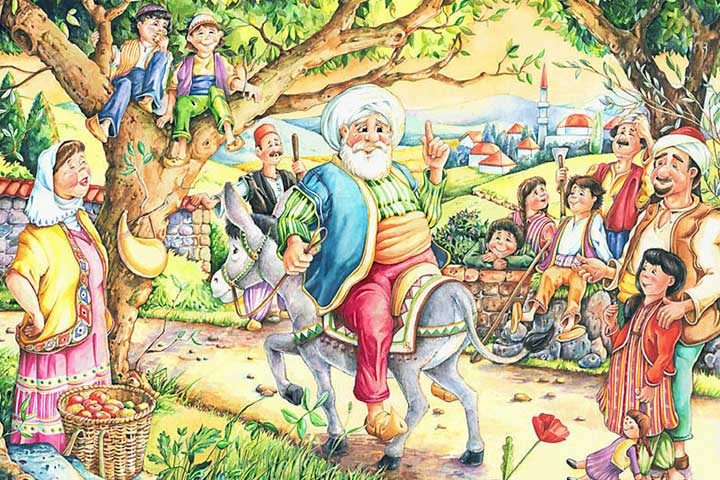Nasreddin Hodja Stories