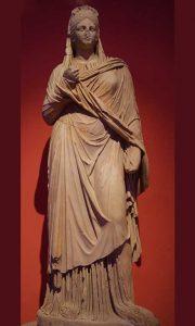 Plancia Magna Statue