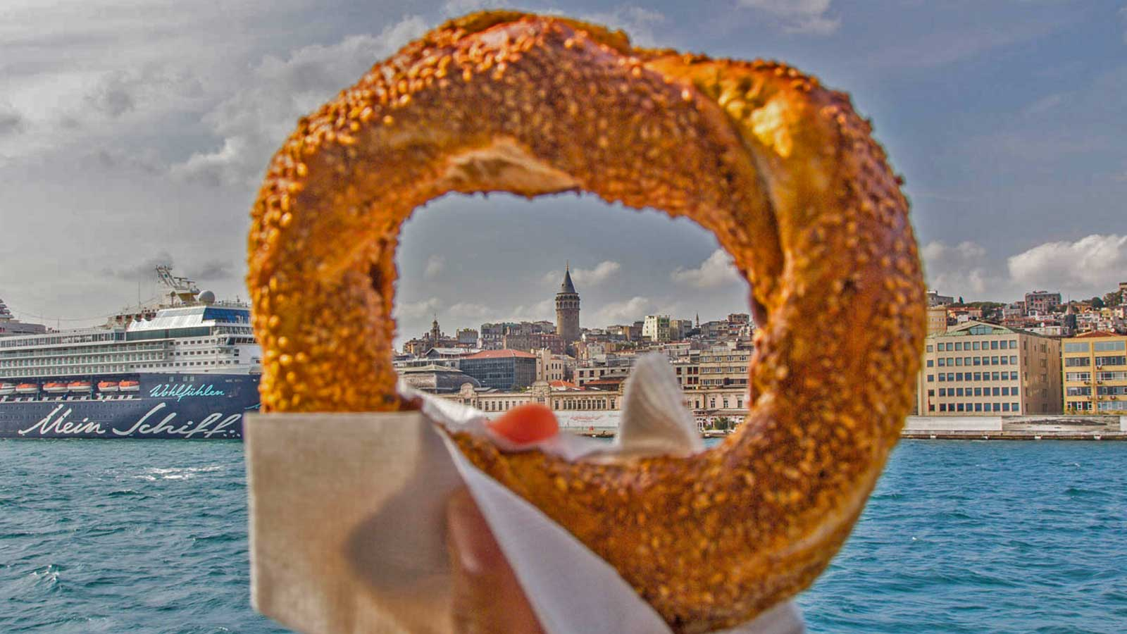 Simit (Turkish Bagel)