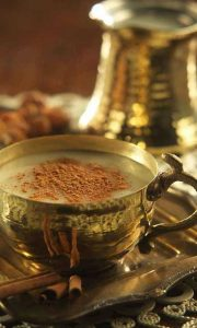 Winter Drink Salep