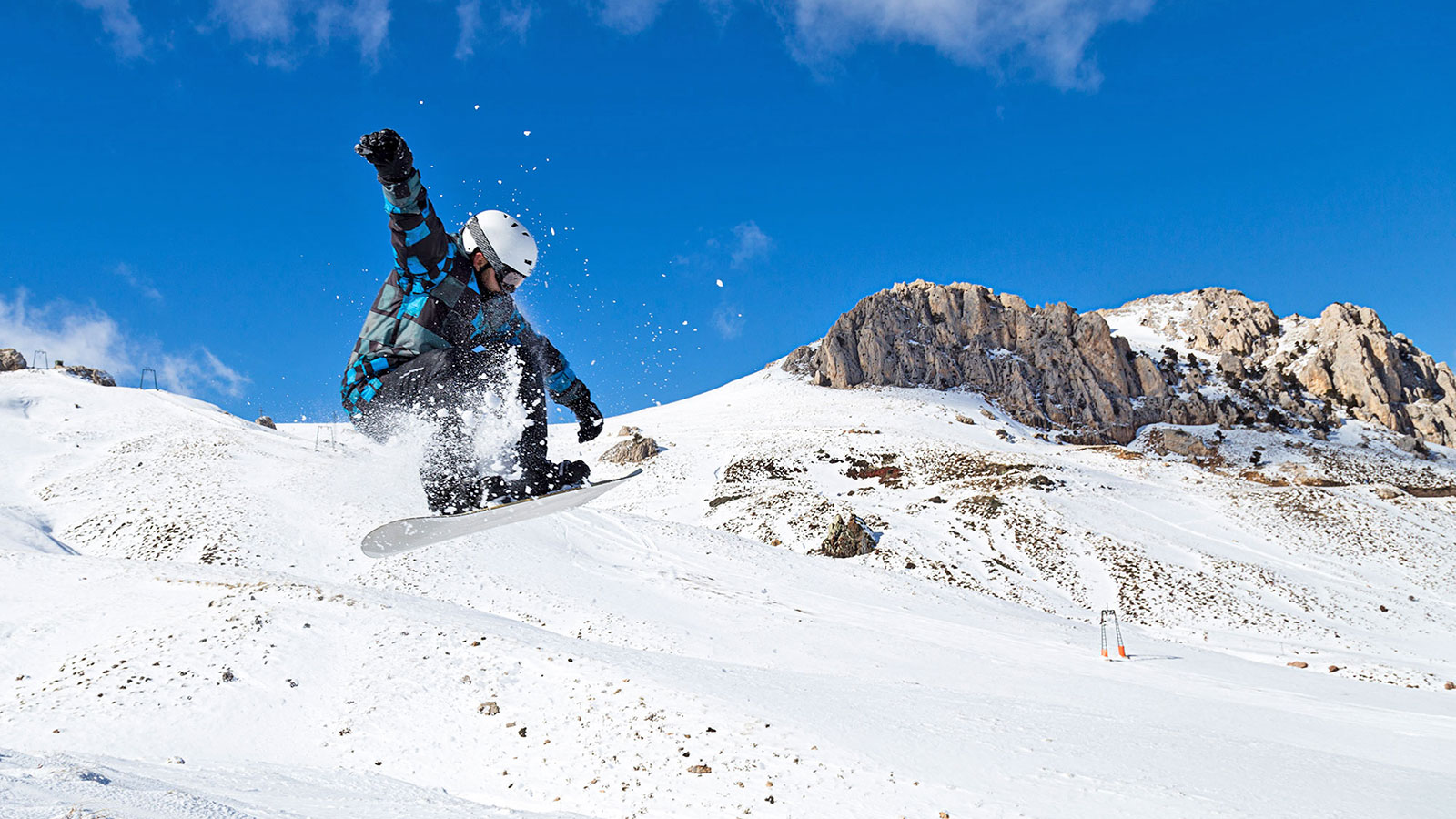 Cappadocia Erciyes Ski Package