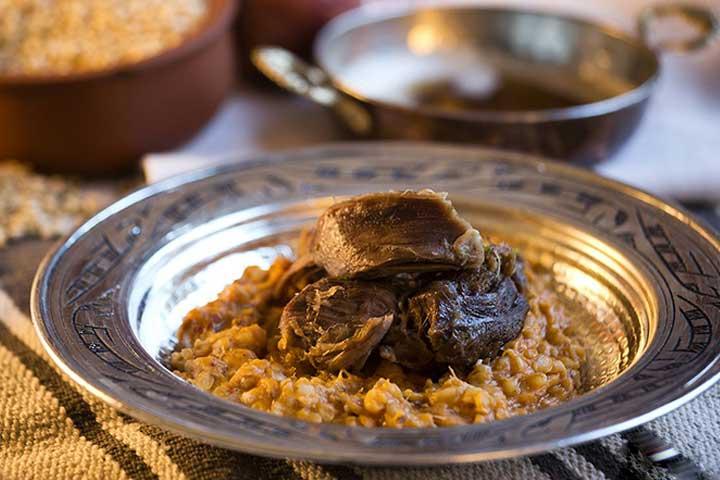 Ottoman Lamb Dishes