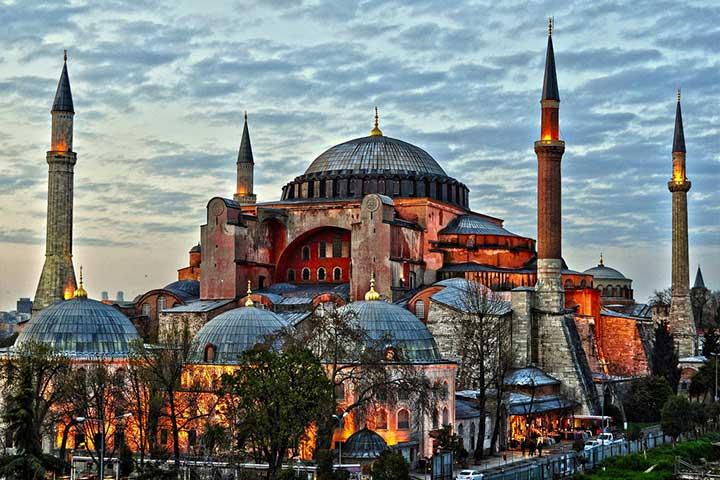 Hagia Sophia Tour Istanbul