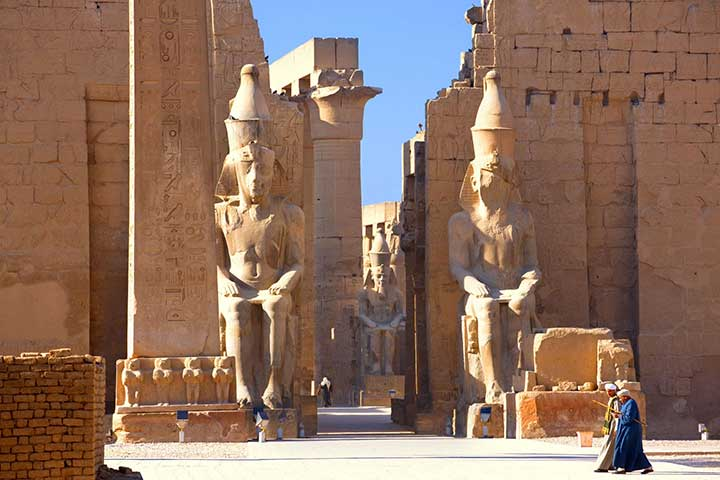 Luxor Temple Tour