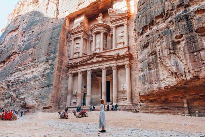 Luxury Trip Petra Jordan