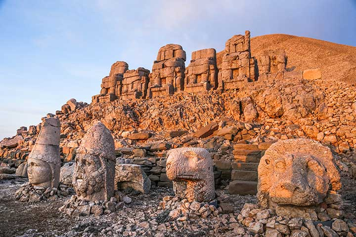 Mount Nemrut Southeastern Turkey Tour
