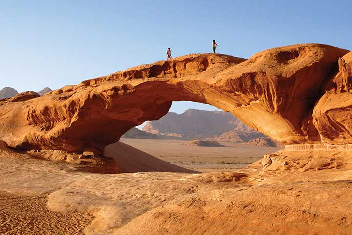 Wadi Rum Travel Jordan
