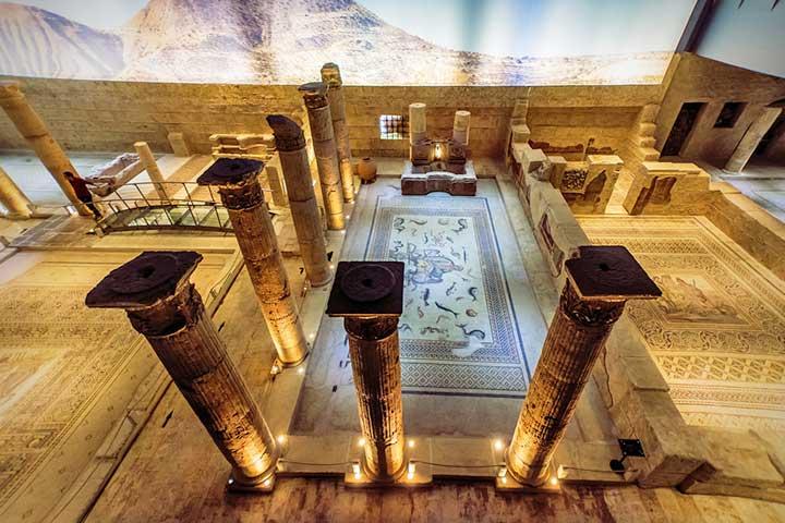 Zeugma Mosaic Museum Gaziantep Southeastern Turkey Tour