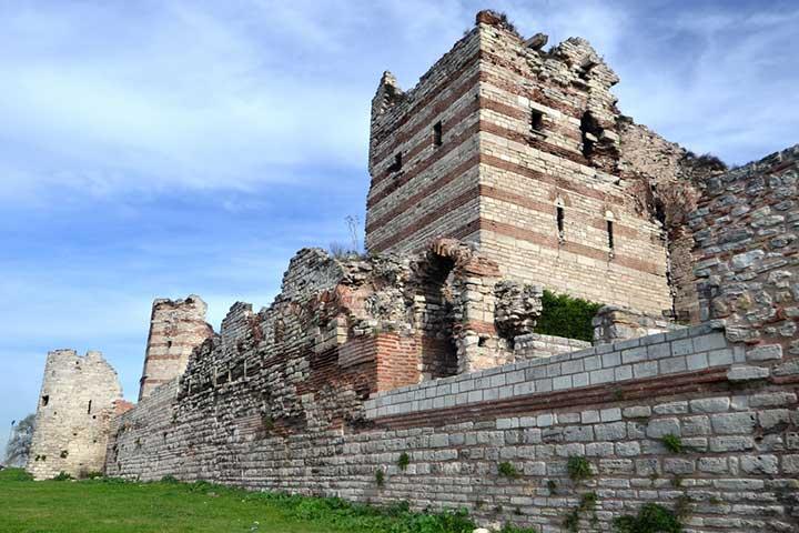 Theodosian Walls of Istanbul