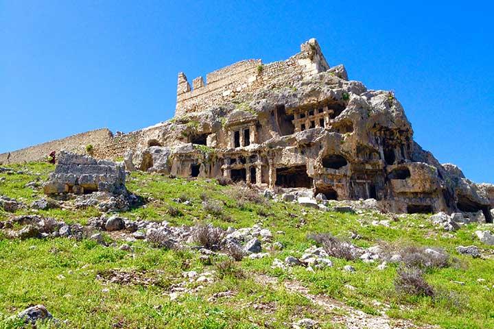 Tlos Ancient Site