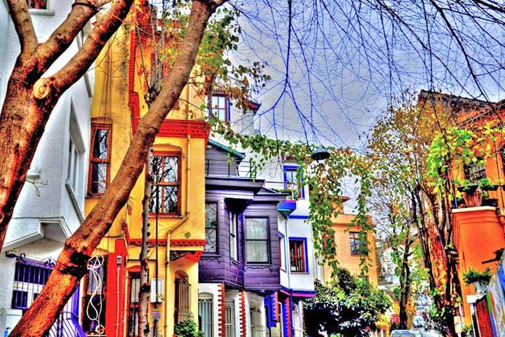 Kuzguncuk Cengelkoy Istanbul