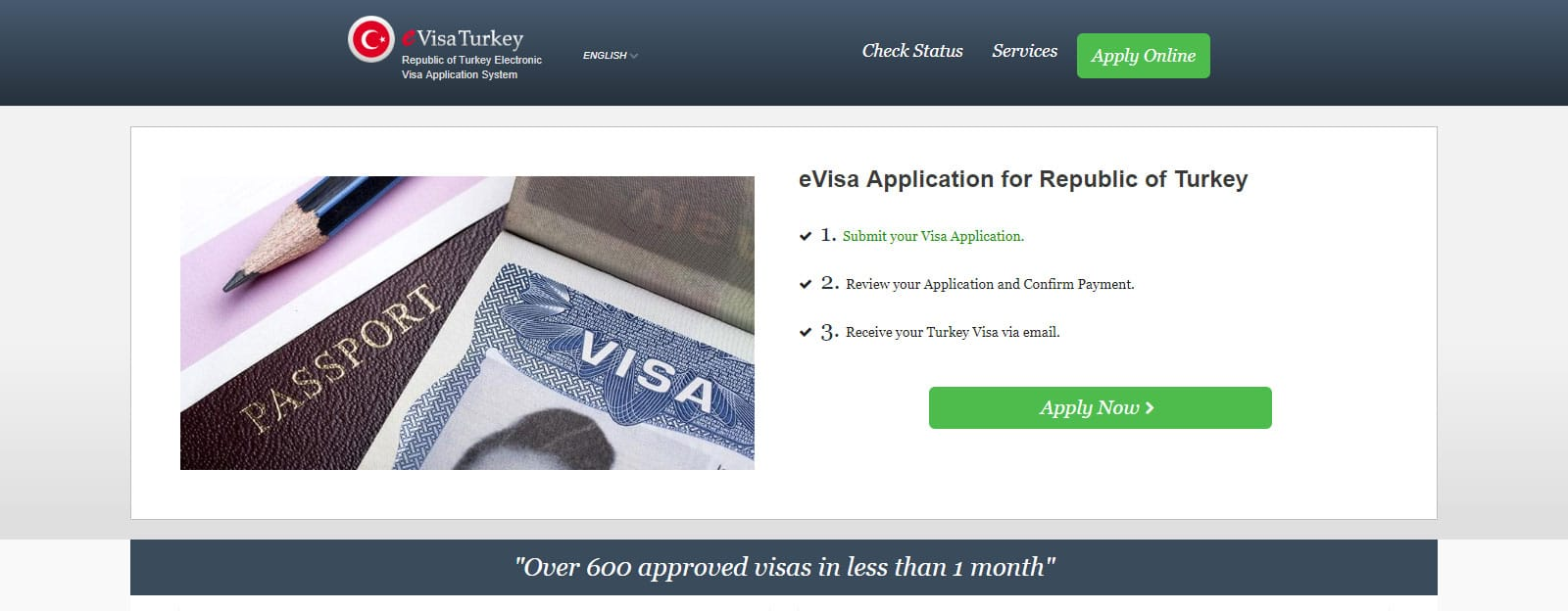 Turkey Visa Requirements, Fees and Information