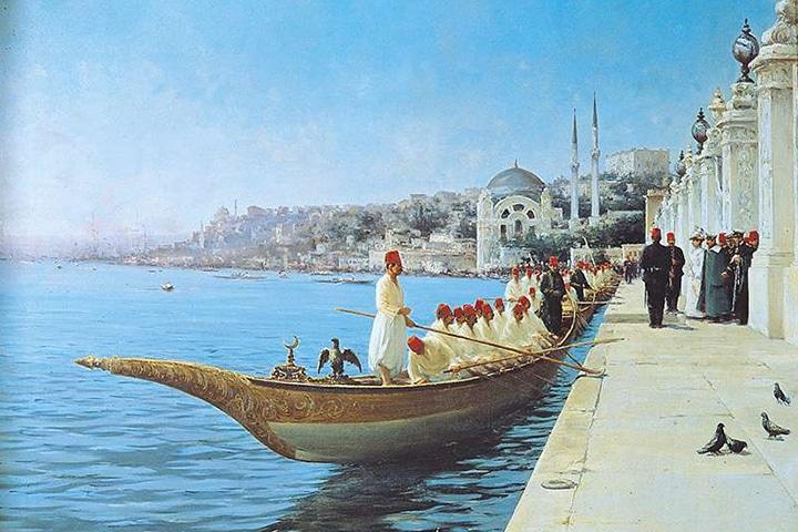 Ottoman Boats Istanbul