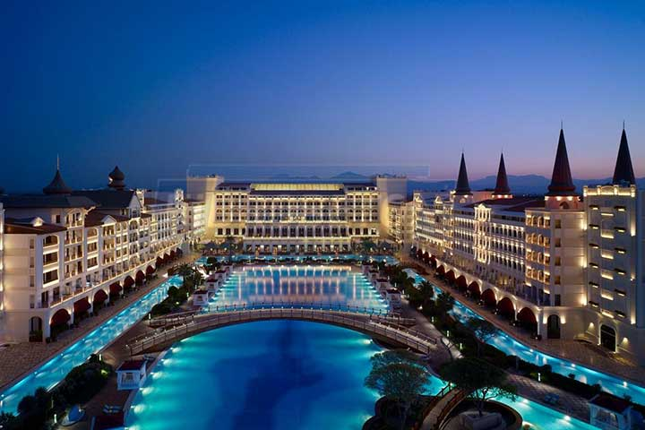Antalya New Year's Eve 5 Stars Hotel