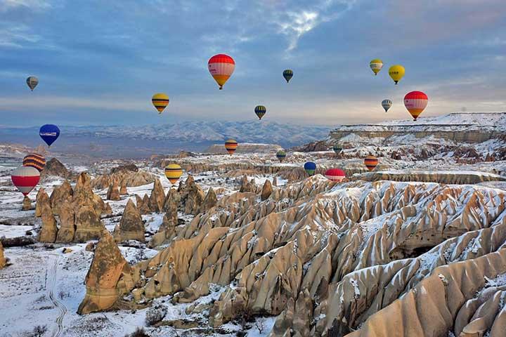 Cappadocia New Year's Eve