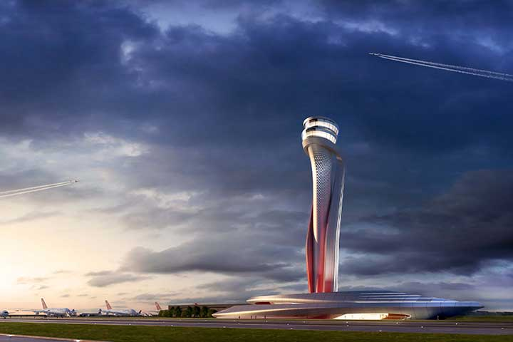 New Airport Istanbul Tower